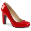 QUEEN-04 Red Patent